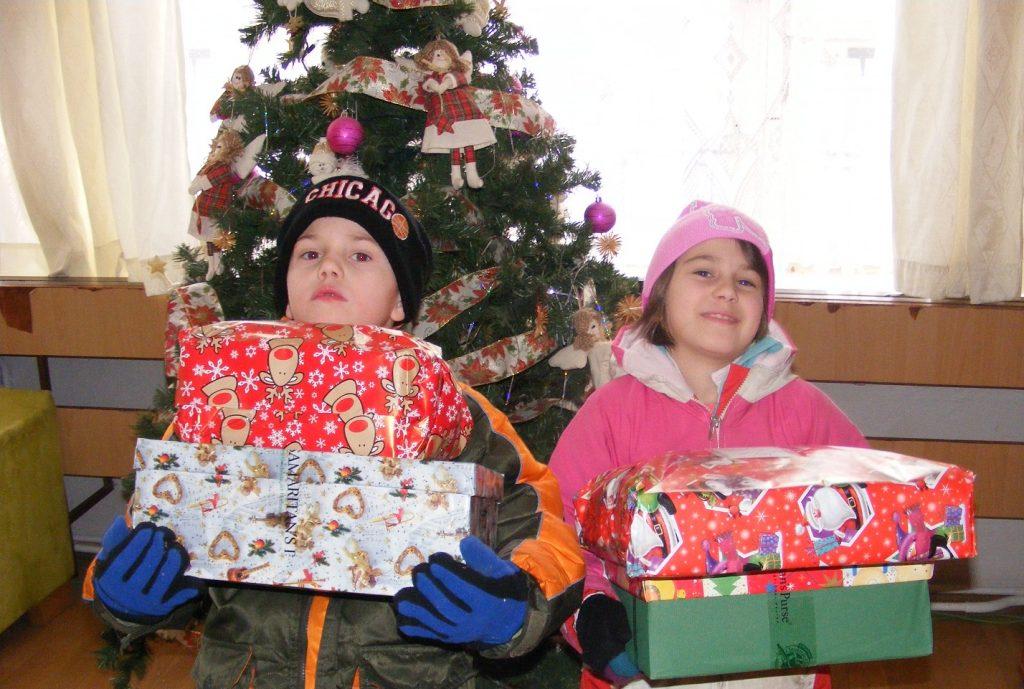 Dom Svätej Alžbety - Vianoce 2011