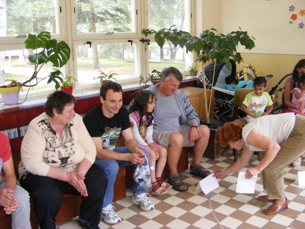 Dom Svätej Alžbety - Deň detí 2012