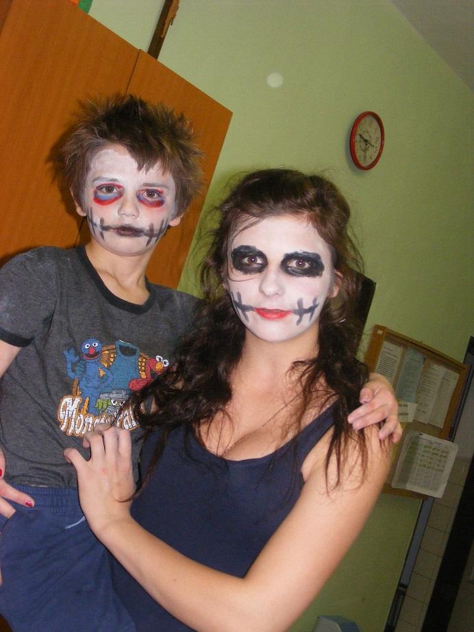 Dom Svätej Alžbety - Halloween 2013
