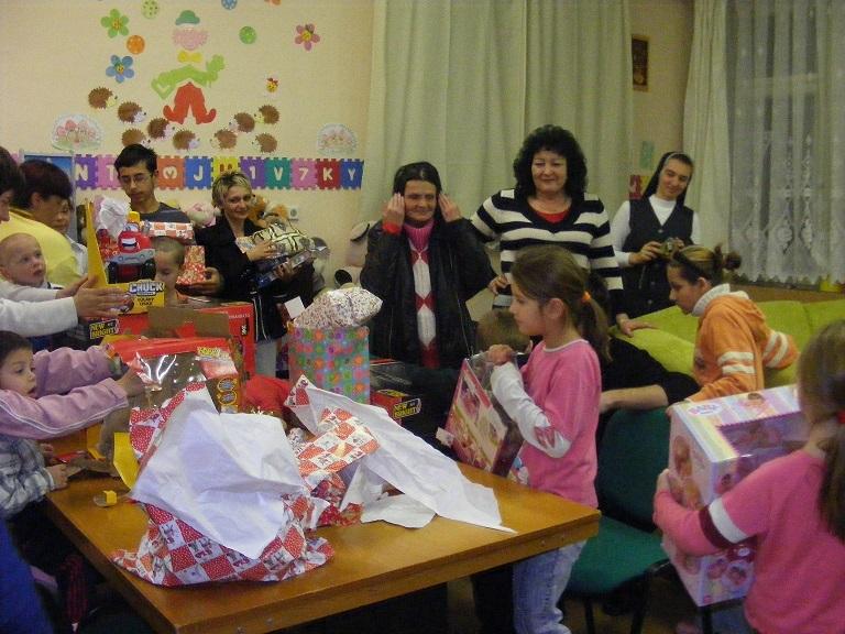 Dom Svätej Alžbety - Vianoce 2010