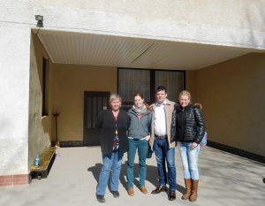 Dom Svätej Alžbety - Projekt pomoci v spolupráci so stranou TIP